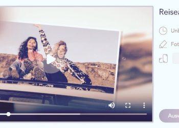 LightMV Video erstellen