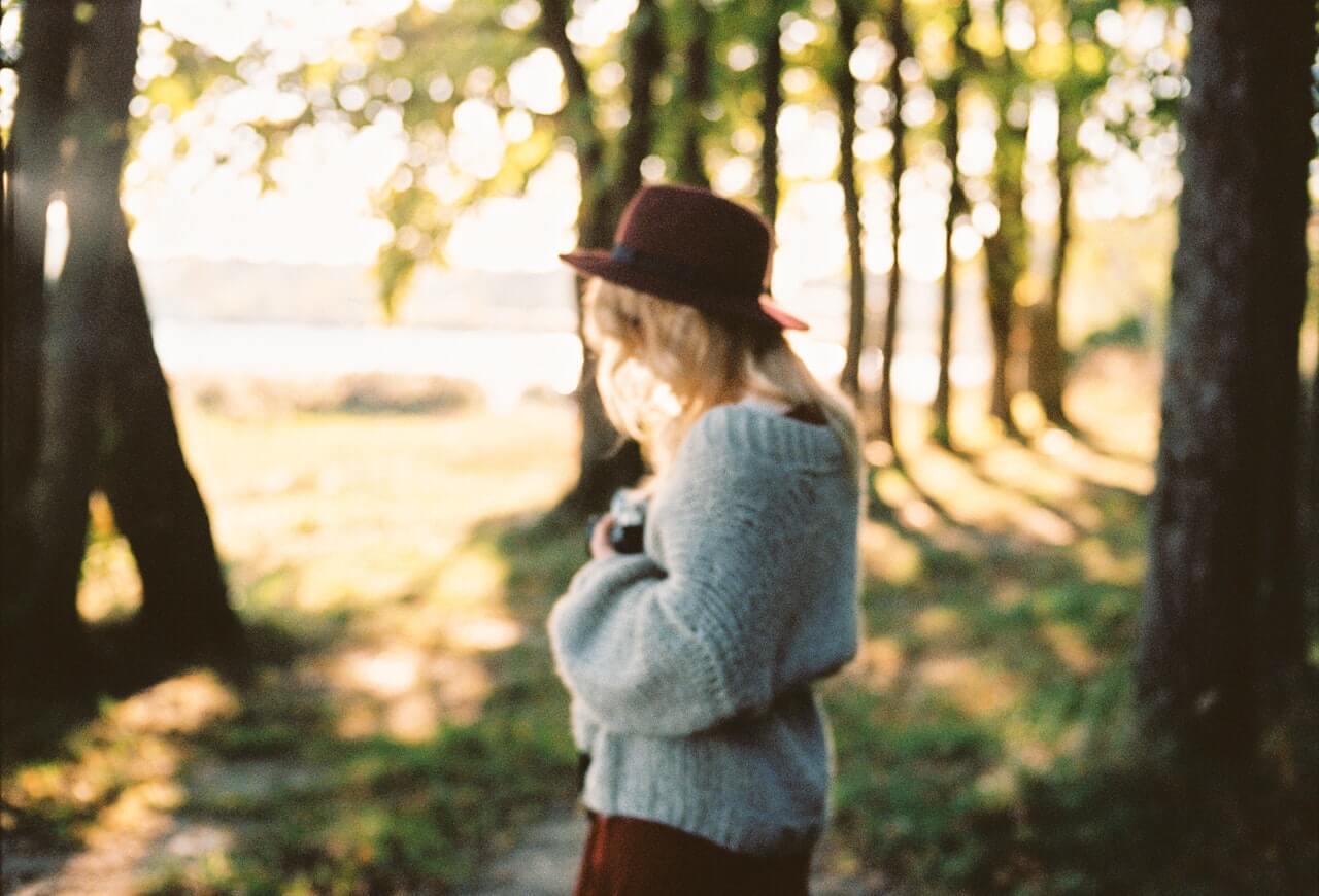 Herbsttrend Cardigan